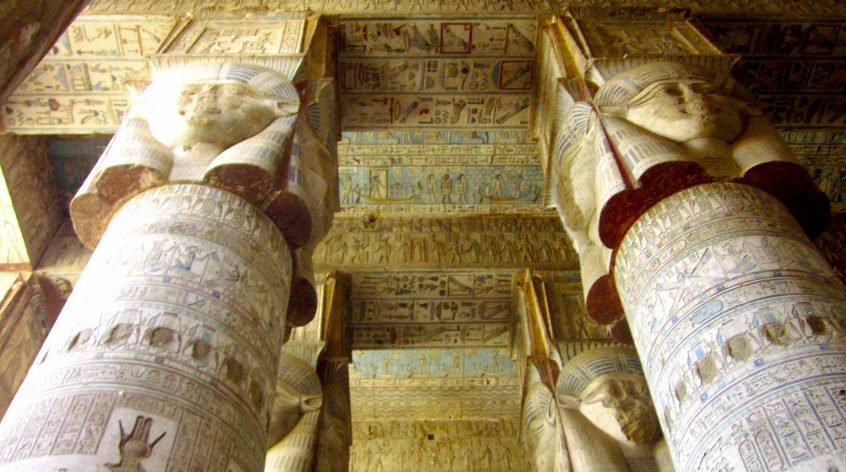 Visit Abydos and Dendera from Hurghada - 1 day historical trip
