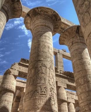 Luxor 2 zile din Hurghada