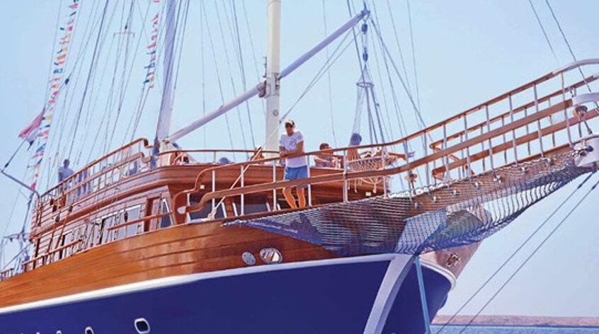 Barca Piratilor Hurghada