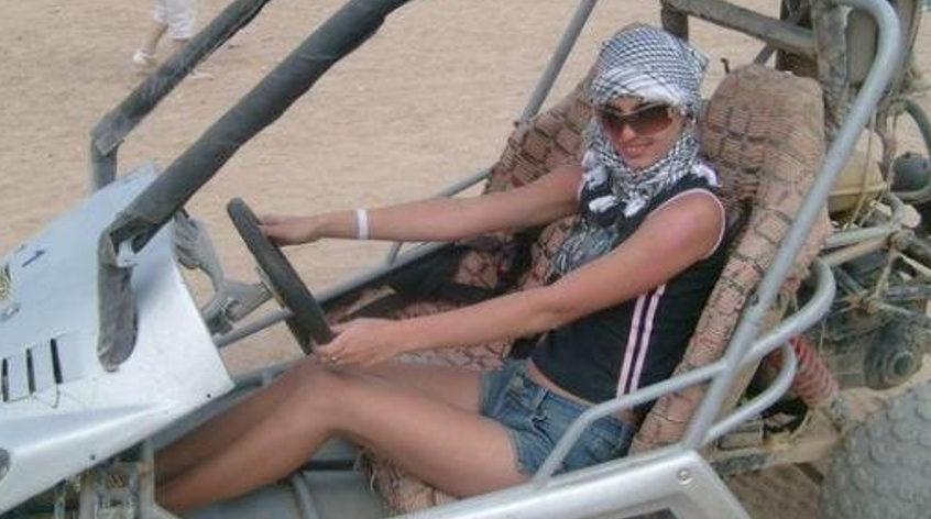 Buggi safari on spider cars from Hurghada to desert