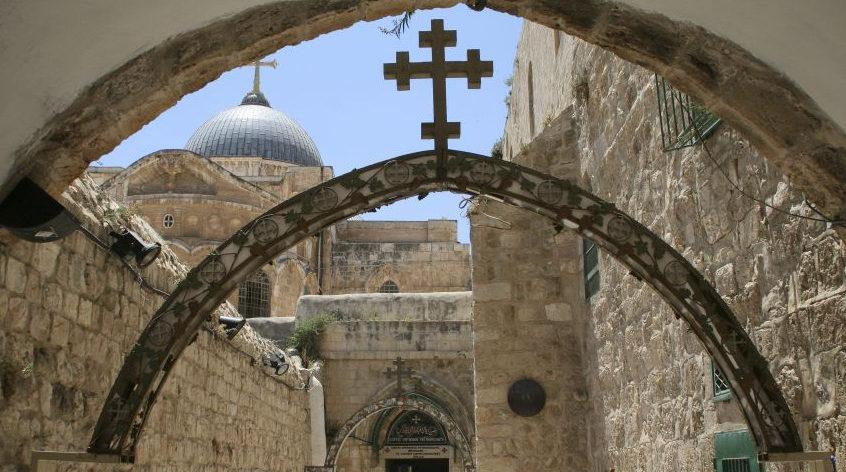Visit Israel and Jerusalem from Hurghada - 2 days trip